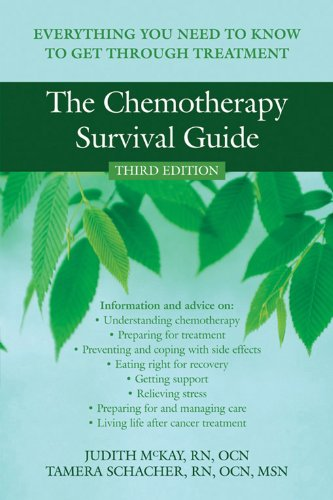 The Chemotherapy Survival Guide - Cover