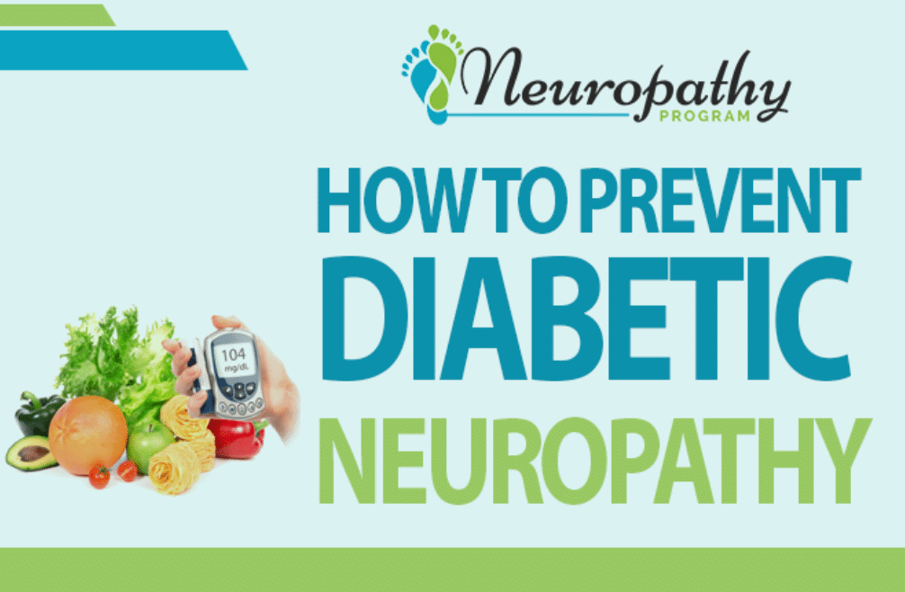 How to Prevent Diabetic Neuropathy (Infographic)