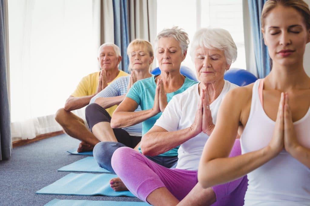 Avoiding Life Threatening Illness in Old Age Through Yoga